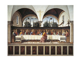 Italy  Florence  Refectory of Convent of San Marco  Last Supper  1485
