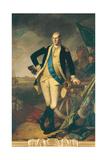 George Washington at Princeton  1779