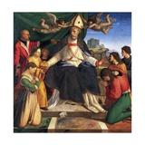 St Nicholas of Bari Enthroned