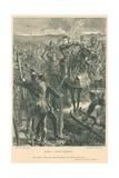 Illustration for Shakespeare's King Henry V