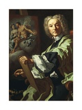 Self-Portrait  1715
