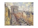 Avenue Friedland  Paris  1925