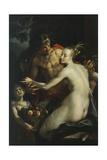 Bacchus  Venus and Cupid