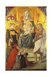 Madonna Del Ceppo  1452-1453