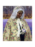 Easter  a Bride in Brabant  C1904