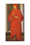 Portrait of Francis Datini