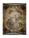 Glory of Saint Dominic  Chapel of San Domenico  1727