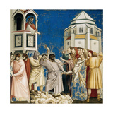 The Massacre of the Innocents  Detail from Life and Passion of Christ  1303-1305