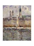 View of Rouen; Vue De Rouen  1927