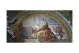 Italy  Bergamo  Colleoni Chapel  St Mark Evangelist  1732