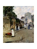 Montmartre  Paris  1889