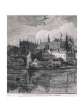 The Palace of Westminster in the Time of Charles I 1604