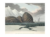Cape Melville and Melvilles Monument  Illustration from 'A Voyage of Discovery'  1819