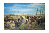 Second War of Independence - the Italian Field at the Battle of Magenta  4 June 1859