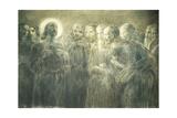 Christ Among Apostles