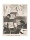 L'Orchestre Pendant Qu'On Joue Une Tragédie