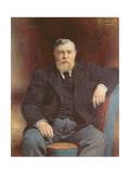 Portrait of Prince Vyacheslav Tenishev  1896