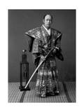 Samurai Warrior  1880s