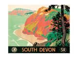 Seaton  Devon  1930