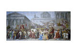 Triumph of Trajan  1820