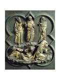 Transfiguration  Bronze Panel