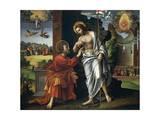 Christ and Doubting Thomas