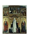 St Catherine Triptych