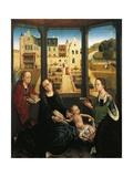 Madonna and Child in a Garden  1494  Capilla Real  Granada  Spain