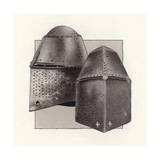Great Helms - Helmets Used for Jousting