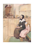 A Pious Widow of Good Social Rank