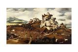 Landscape of West Indies  1540