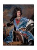 Portrait of the Duc De Villars