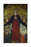 Madonna of Recommended  Ca 1320
