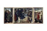 Portinari Triptych  1480-1483