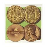 Florentine Gold Coins from Renaissance Italy