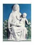 Madonna of Rose Garden