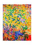 Cubist Bouquet  C1915