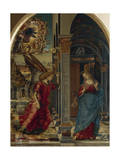 The Annunciation  1491