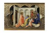 Adoration of Magi  Detail of Predella of Coronation of Virgin  1414
