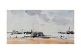 Harbour Mouth  Shoreham  1926