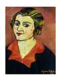 Autoportrait  1934