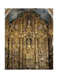 Altarpiece Dedicated to St Francis Xavier  1753