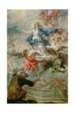 Assumption of the Virgin Mary  1676