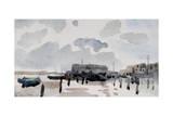 The Quay  Shoreham  1926