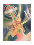 The Eiffel Tower  1928
