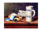 The Blue Tobacco Box  1878