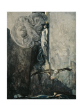 Austria  Vienna  Illustration of Dante Alighieri's Divine Comedy