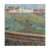 April Evening  1908