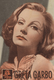 Greta Garbo  Swedish Actress and Film Star