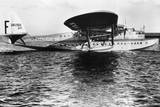View of Seaplane Lieutenant De Vaisseau Paris